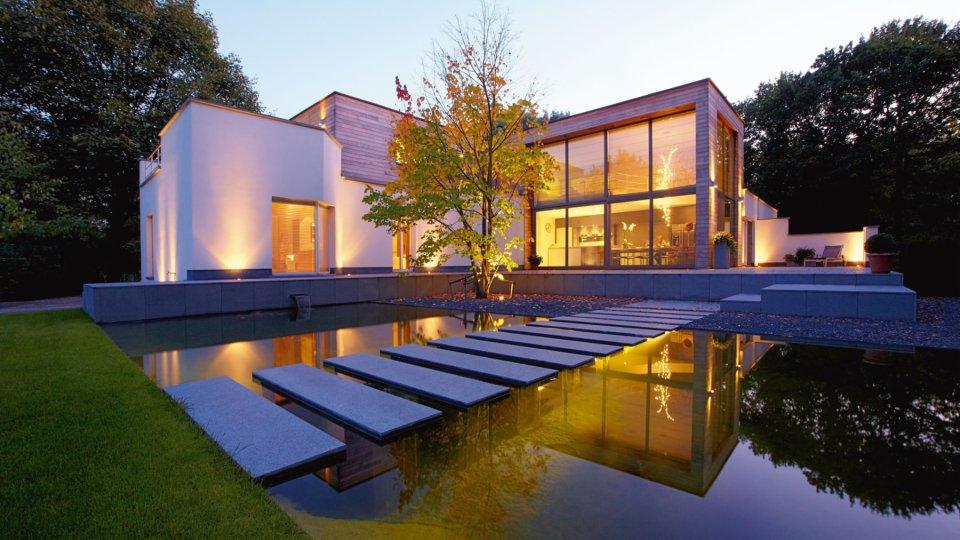 Weniger ist mehr - Der moderne Garten ist ein puristischer Ruhepol ...