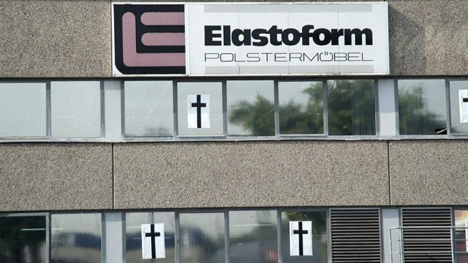 Insolvenz - Möbelhersteller Elastoform in Duisburg vor dem ...