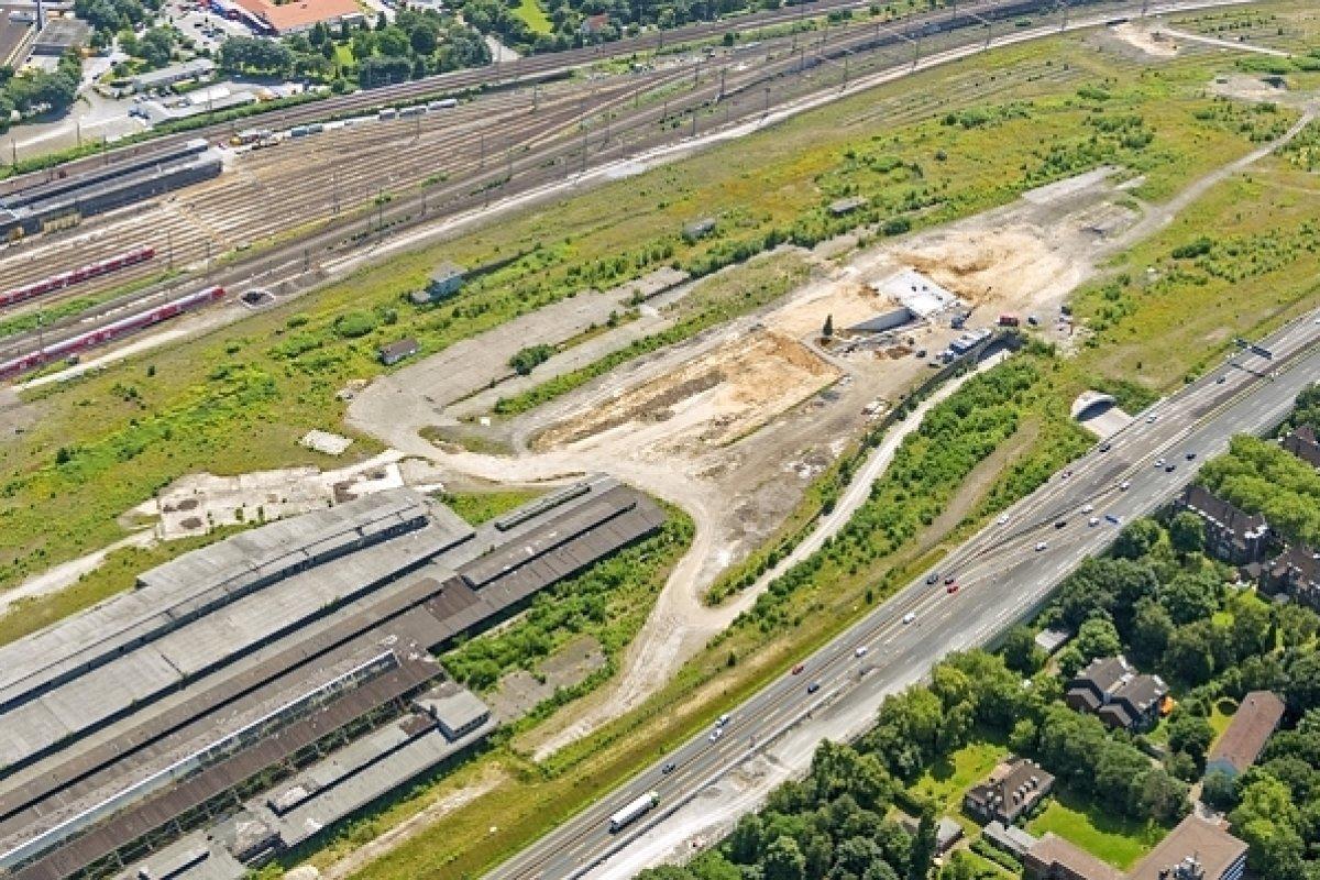 Stadt Duisburg Erteilt Baugenehmigung Für Mega Möbelhaus Duisburg