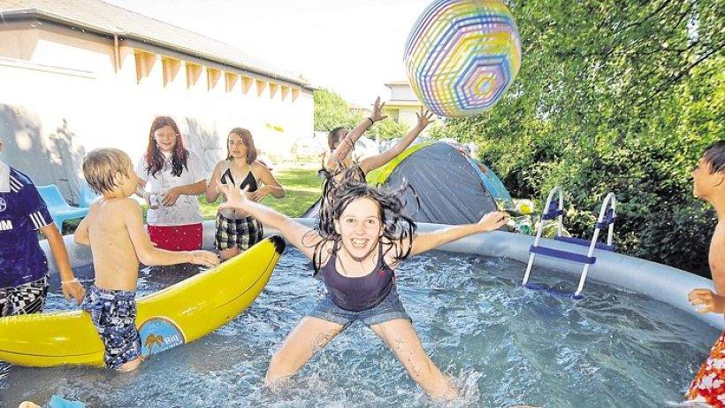 Promi Sommercamp