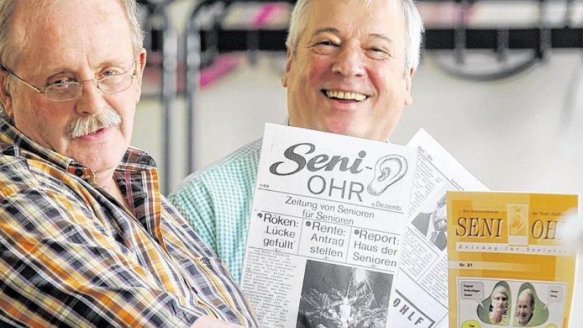 Zeitschrift von und für Senioren - derwesten.de