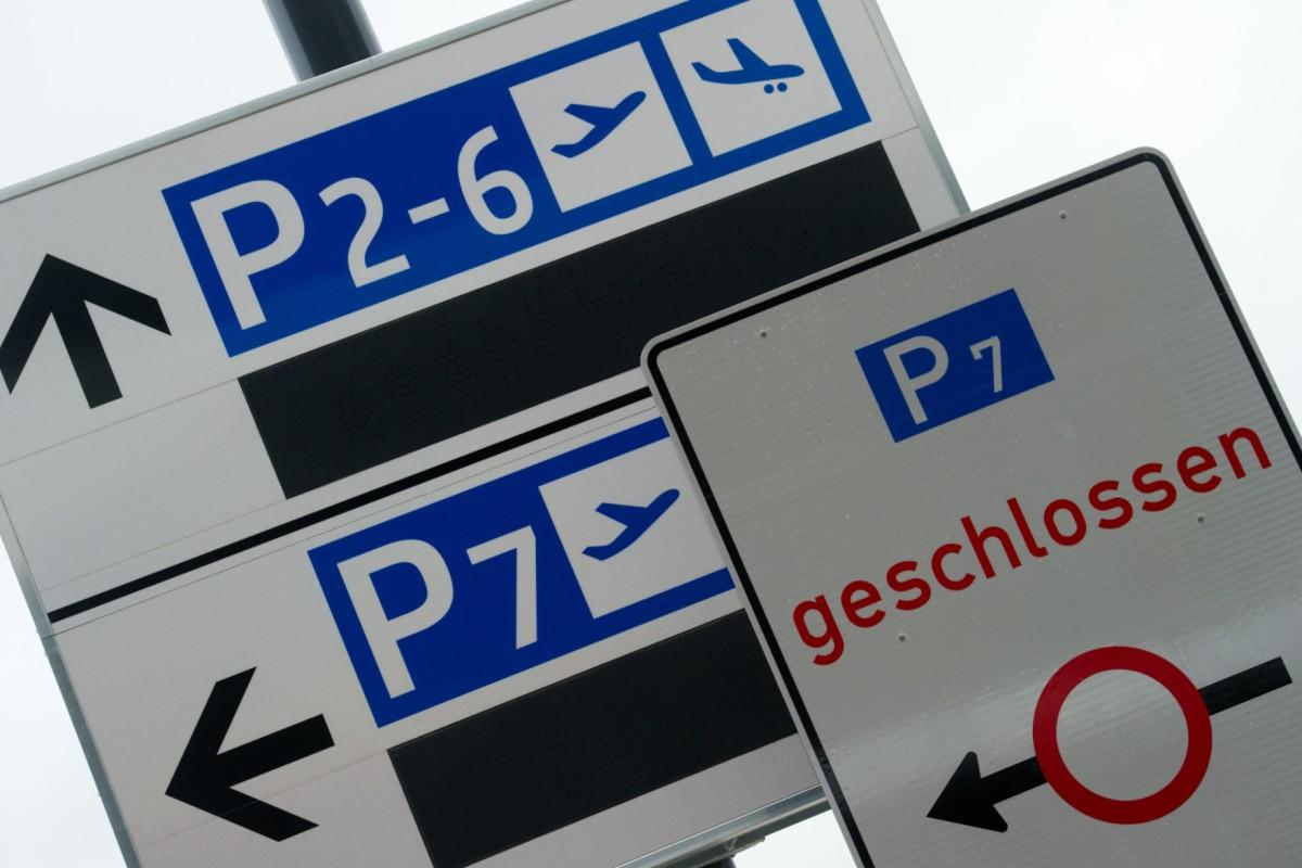 langzeitparken düsseldorf flughafen p5