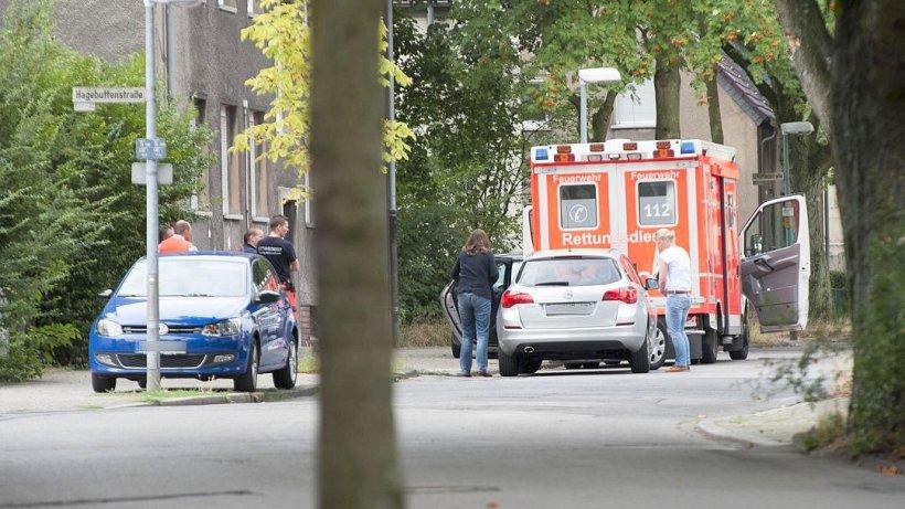 Bochum Bombenentschärfung