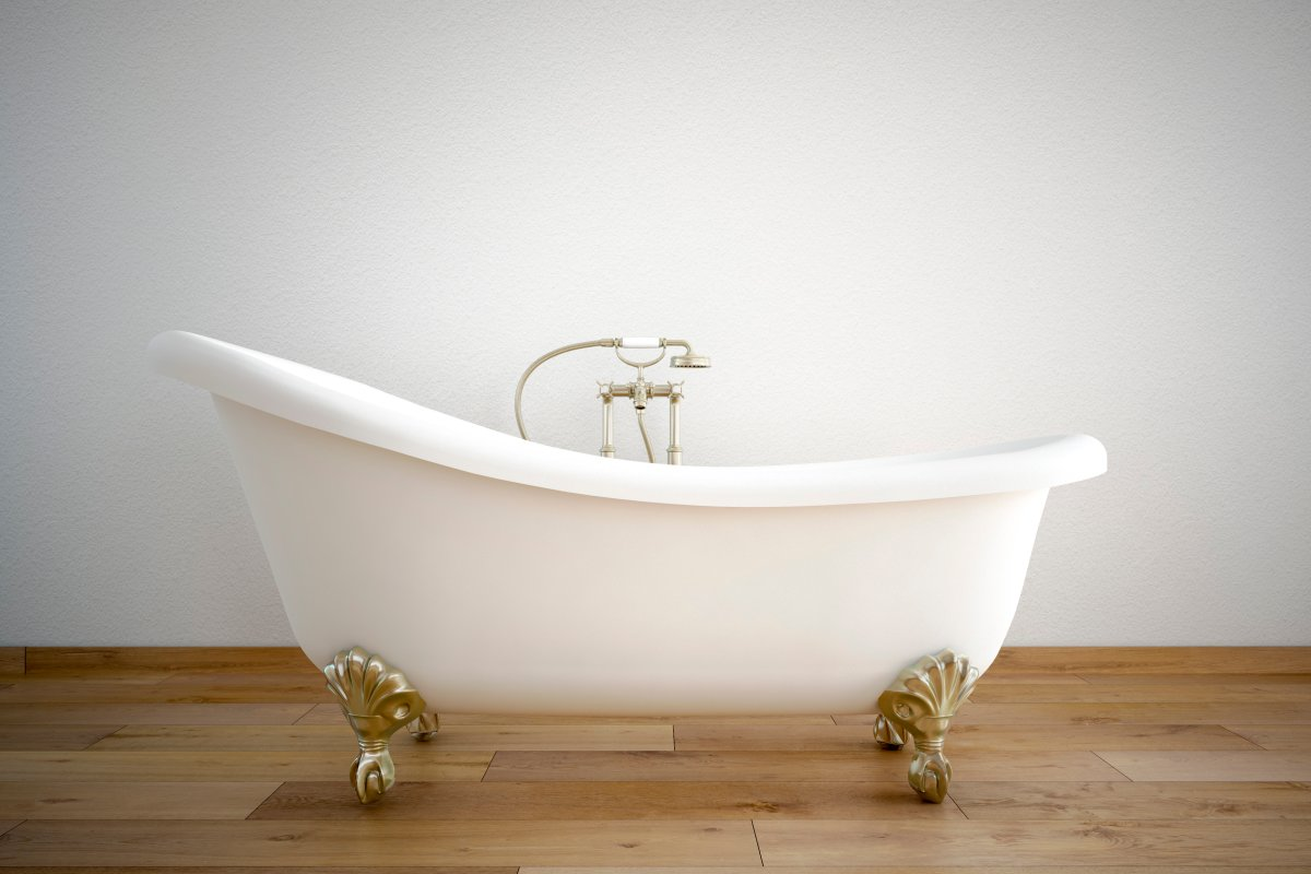 Relativ Kratzer in der Badewanne lassen sich nicht ganz entfernen - Wohnen NF81
