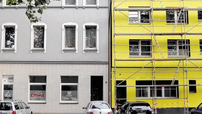 Satudarah Rocker kaufen Haus in Rheinhausen West
