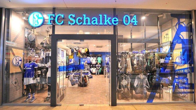 Schalke Fanshop Essen