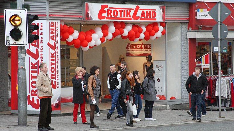 Erotikshop Bochum