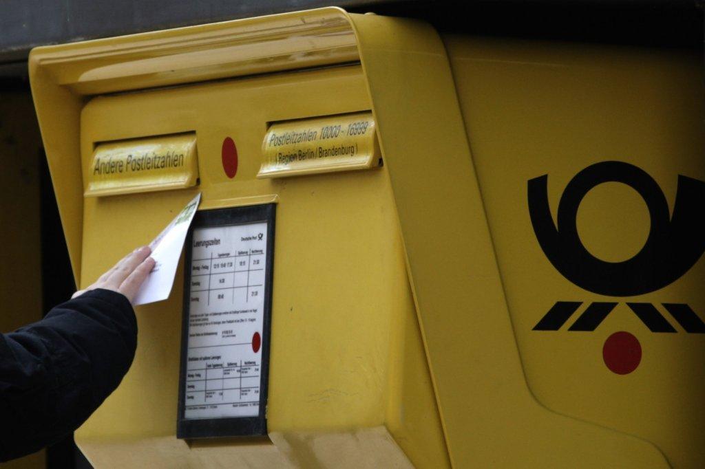 Deutsche Post Kann Auf Steigende Briefpreise Setzen Wirtschaft