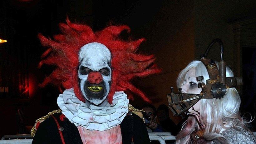 report halloween im movie park bottrop der reine horror bottrop. Black Bedroom Furniture Sets. Home Design Ideas