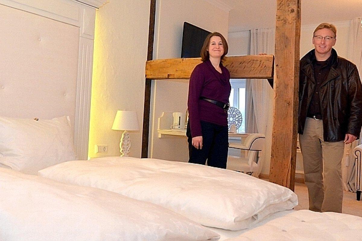Wie aus dem Heimathaus ein Hotel wird - Nachrichten aus Bad ...