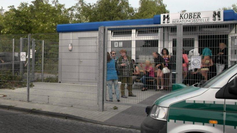 Straßenstrich - Dortmund streicht Hilfe für Straßen