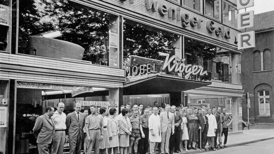 Der Traurige Abschied Von Kröger In Steele Essen Derwestende