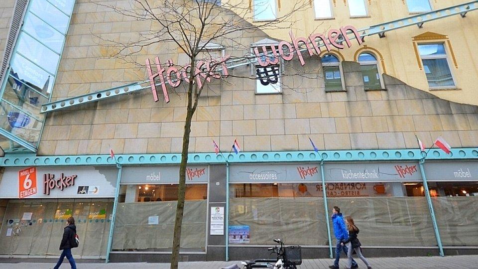 Zwei Neue Geschäfte Ziehen Ins Herner Höcker Haus Nachrichten Aus
