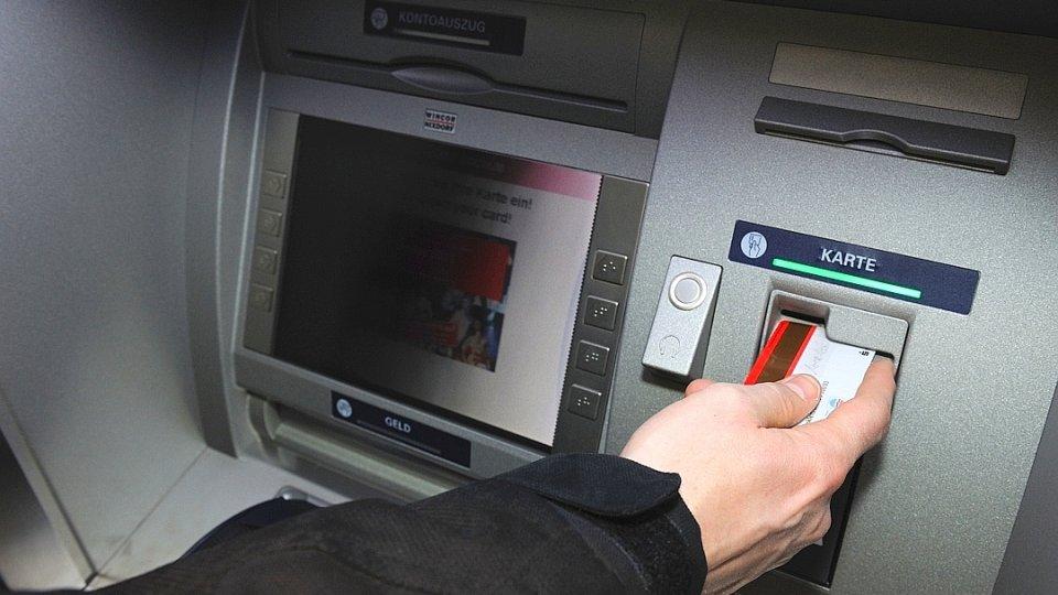 sparkasse karte eingezogen Wenn der Geldautomat plötzlich die EC Karte schluckt   Panorama