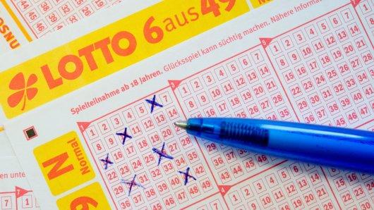 Jahresplus beim Lotto