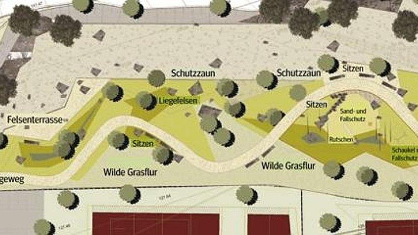 steinbruch stadt herdecke gestaltet f r 450 000 euro park am bahnhof nachrichten aus wetter. Black Bedroom Furniture Sets. Home Design Ideas
