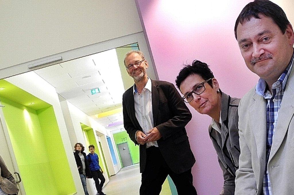 Realschule Am Bleichstein realschüler aus herdecke lernen in modernen räumen nachrichten aus