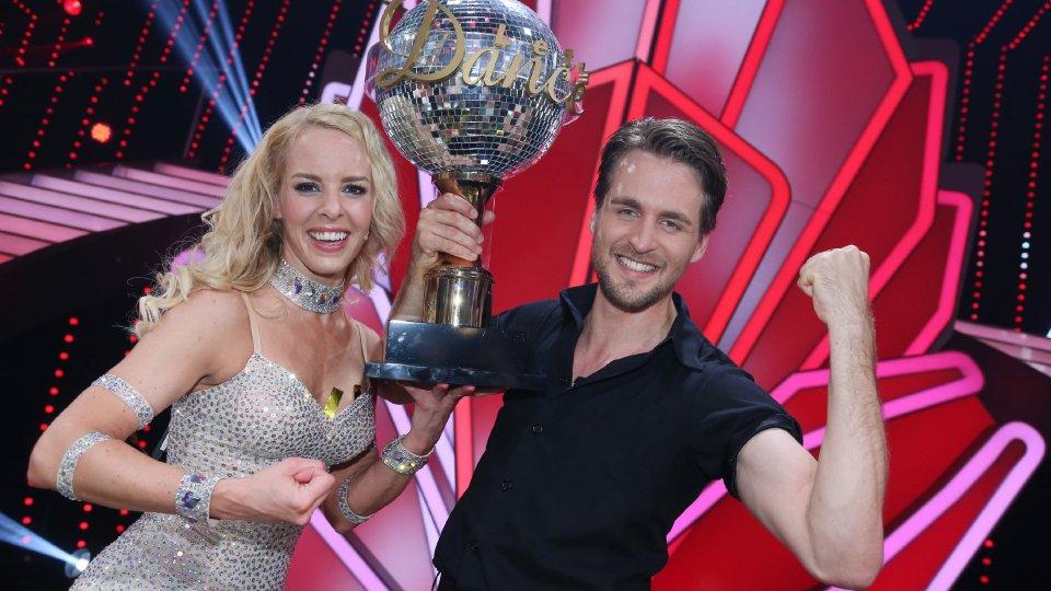 Lets Dance Gewinner Alexander Klaws Tanzte In Eigener Liga Zum Sieg