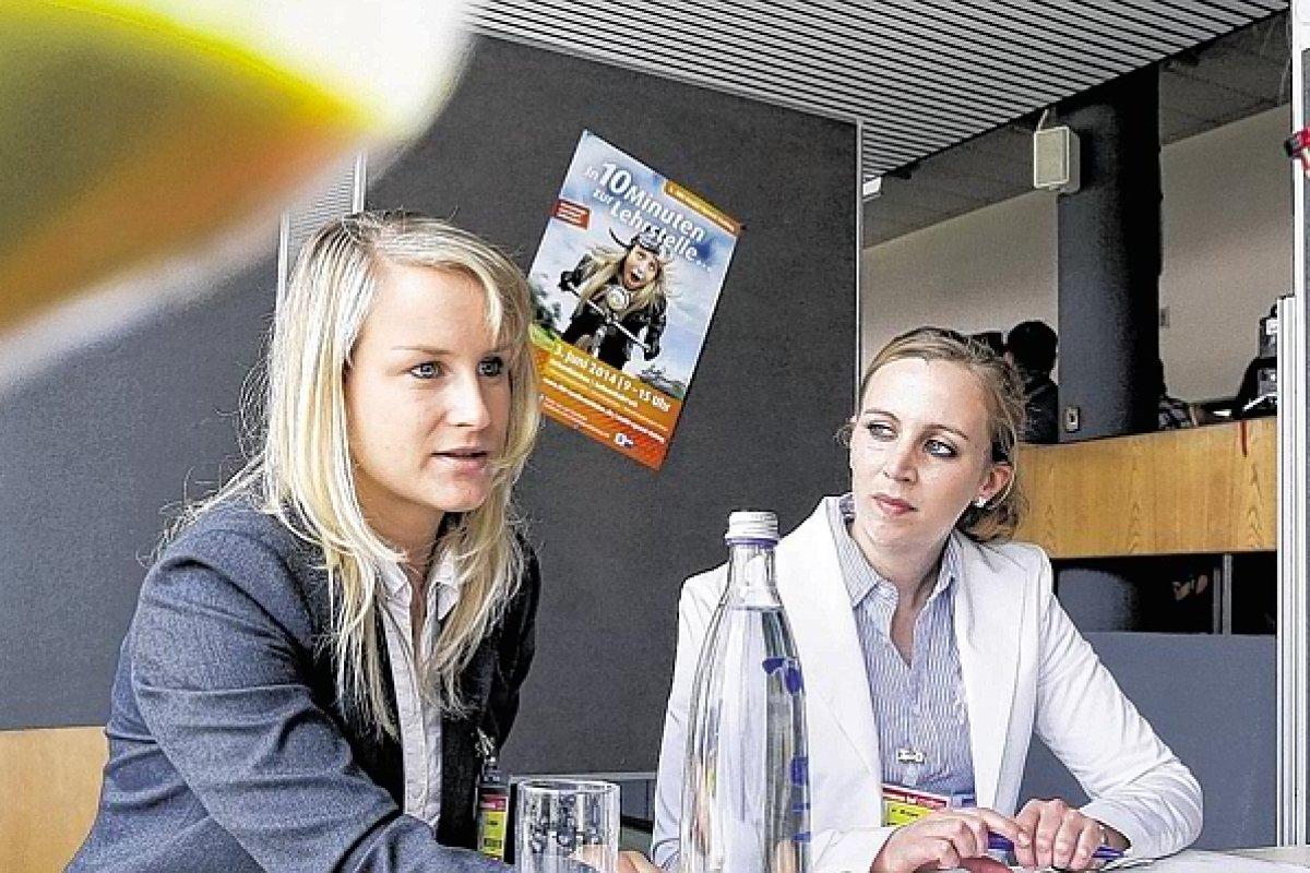 Azubi speed dating 2014 gelsenkirchen