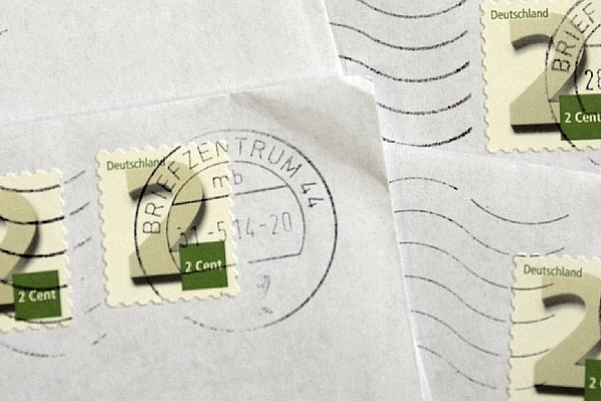 Post Stellt Auch Briefe Mit Zu Wenig Porto Zu Nachrichten Aus