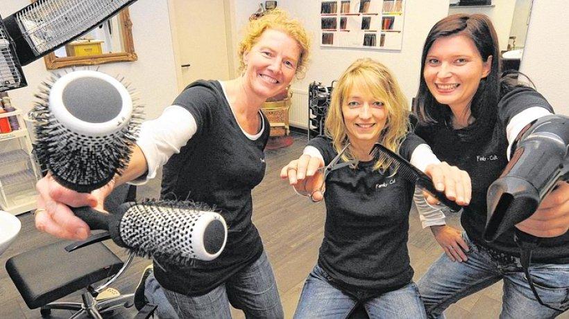 Landleben familienausflug zum haare schneiden for 16 image the family salon