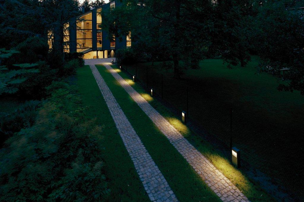 Sicheres Licht für Haus und Garten am besten durch LEDs - Wohnen ...