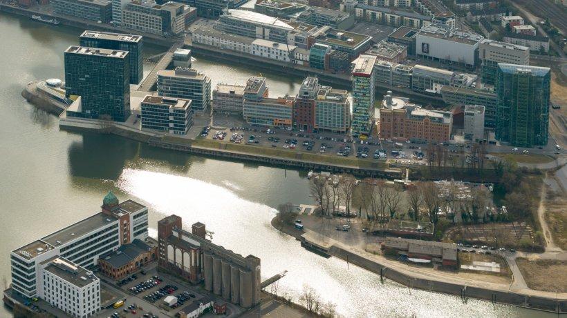 Düsseldorf Stromausfall