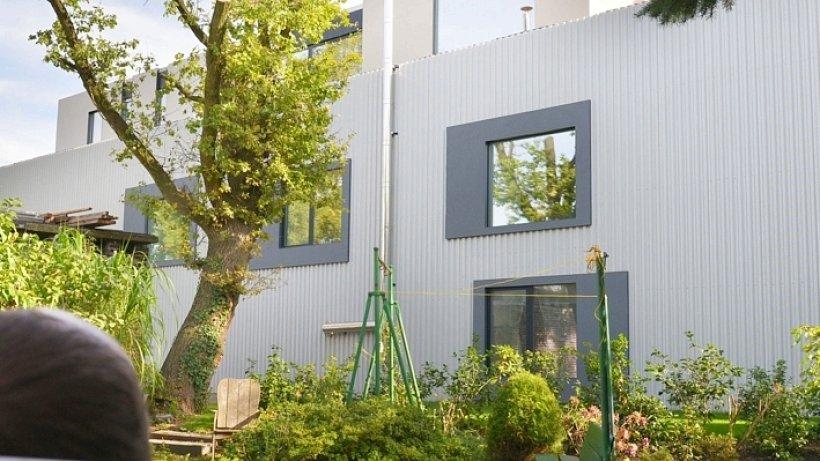 Architektur wohnen unterm bombenkrater essener - Architekt essen ...