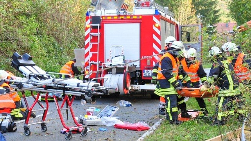 Unfall In Hemer