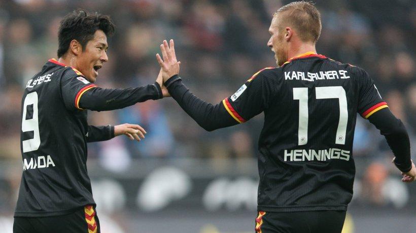 St. Pauli Gegen Ksc