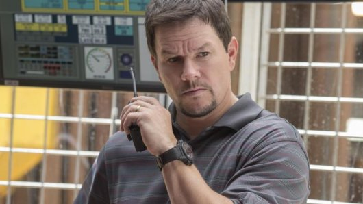 Lebensretter: Mark Wahlberg spielt Chef-Techniker Mike Williams.
