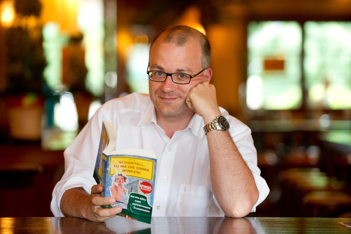 Besteller Autor Kai Twilfer Plant Zweiten Schantall Roman
