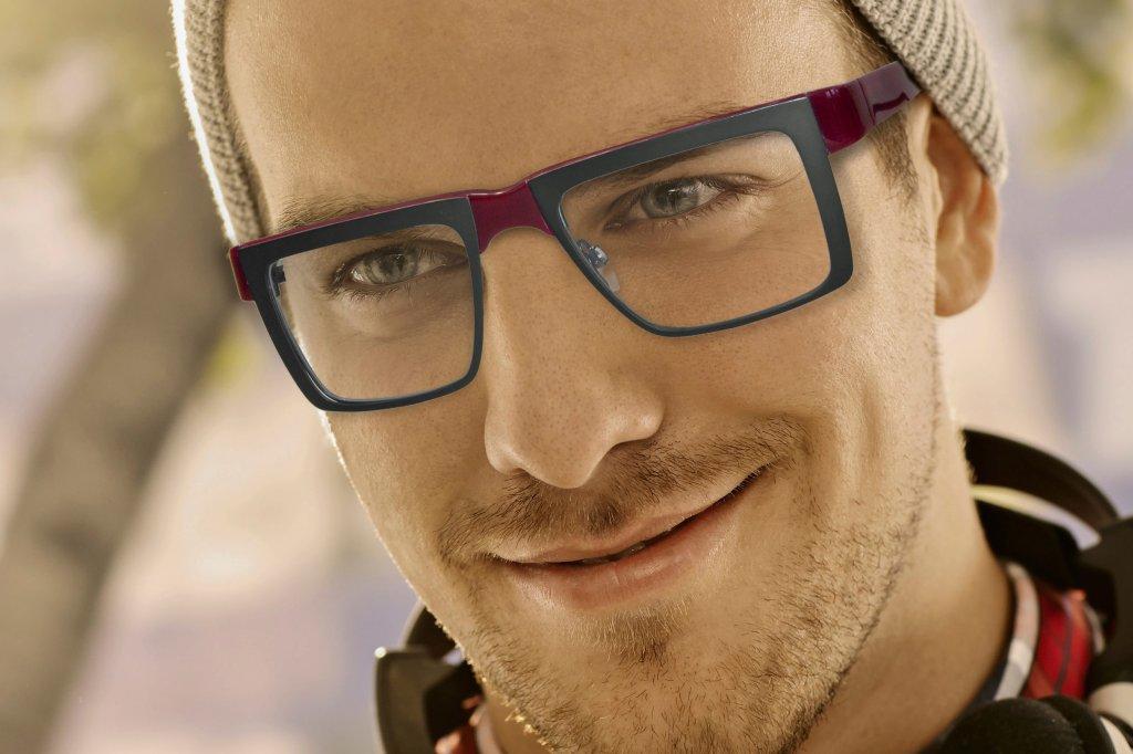 Brillen bekommen wieder schmalere Fassungen - Leben - derwesten.de