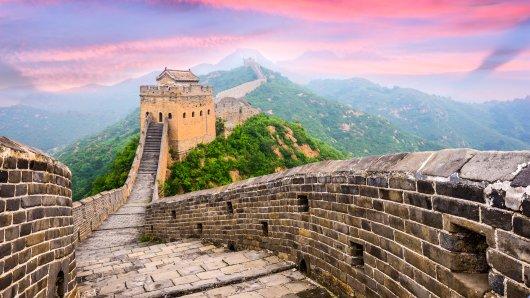 Eine Reise zur Großen Mauer in China und allen weiteren 961 Unesco-Welterbestätten? Mit 25 Millionen Euro kein Problem.