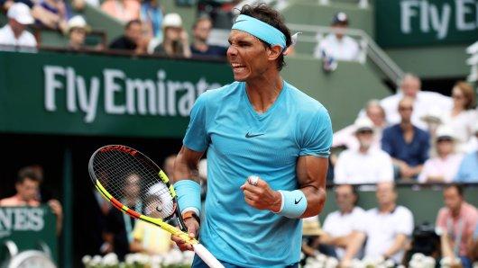 Rafael Nadal holt in Roland Garros seinen 11. Grand-Slam-Titel.