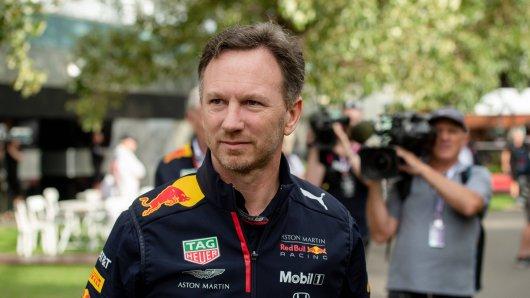 Formel 1: Red-Bull-Teamchef Christian Horner hat einen irren Vorschlag.