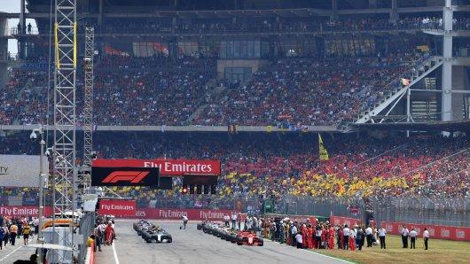 Neben dem Hockenheimring bewirbt sich auch Portugal für ein Formel-1-Rennen.