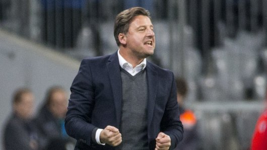 In München entlassen: Ex-MSV-Coach Kosta Runjaic.