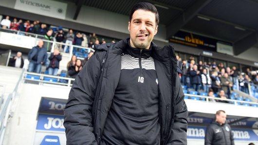 Ilia Gruev hat derzeit gut lachen.