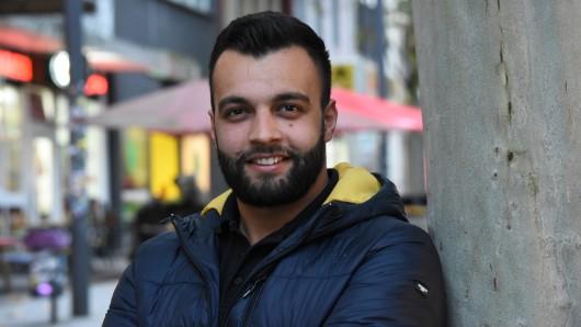 Ahmad Kailash gelang als Flüchtling die Integration in Mülheim und Essen.