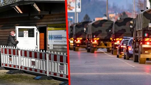 Damit das Coronavirus in Mülheim nicht anrichtet, was es in Bergamo tat, appelliert Claudia Papalino an die Menschen in ihrer Heimat.