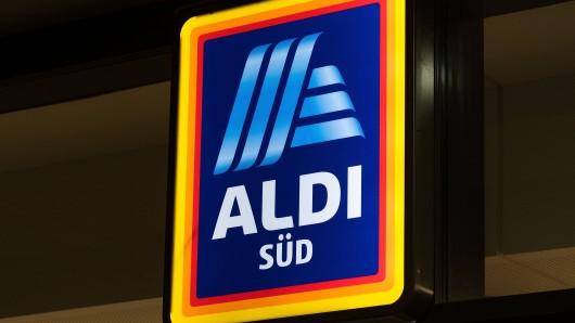Aldi Süd: Eine Kundin machte in einer Filiale des Discounters einen Ekel-Fund. (Symbolbild)