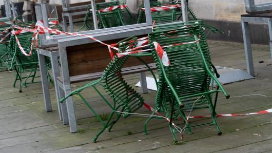 Auch in Mülheim ist die Gastronomie wegen des Lockdowns weiterhin dicht. (Symbolfoto)