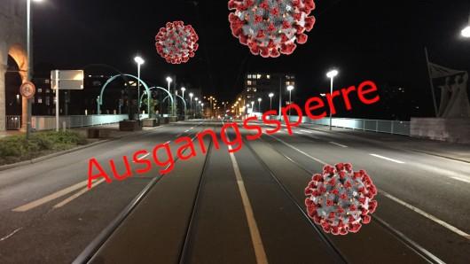 Am Freitag galt in Mülheim eine nächtliche Ausgangssperre ab 21 Uhr.