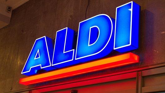 Aldi: Schnäppchen-Angebot beim Discounter. (Symbolbild)