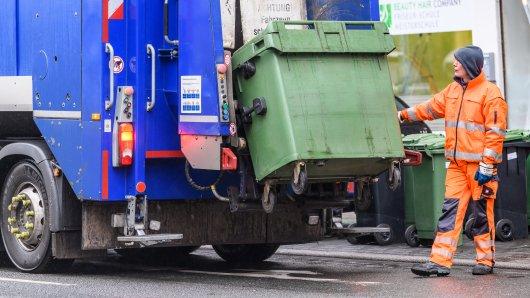 Mülheim: Müllabfuhr führt Neuerung ein. (Symbolbild)