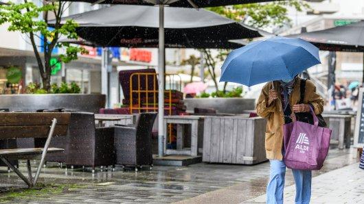 Mülheim: Ein Spaziergang durch die Innenstadt lässt eine Frau fassungslos zurück. (Symbolbild)