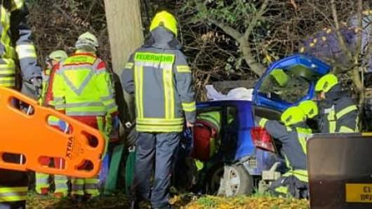 Schwerer Verkehrsunfall in Oberhausen. War ein Asthma-Anfall der Auslöser?
