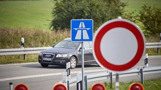 Die A3 wird zwischen dem Kreuz Kaiserberg und dem Kreuz Oberhausen West wegen Bauarbeiten gesperrt. (Symbolbild)