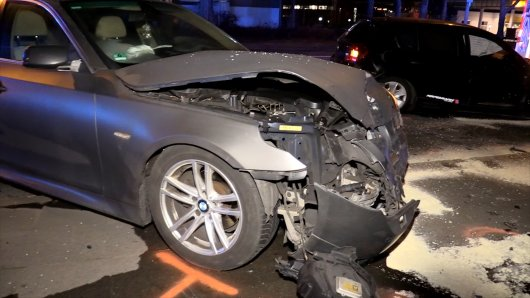 Einen schweren Unfall hat es in Oberhausen am Centro gegeben.